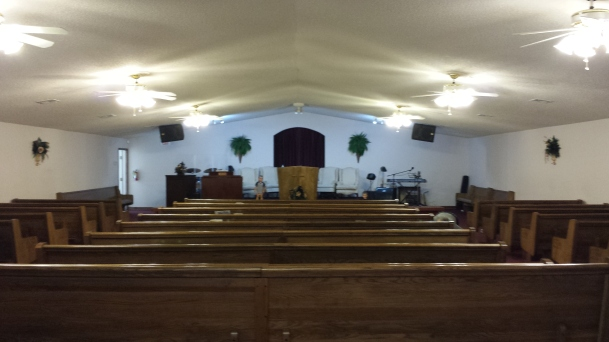 FAC's Sanctuary Pre-Remodel